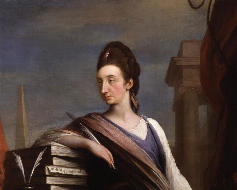 Kennen Sie die erste Historikerin Englands?