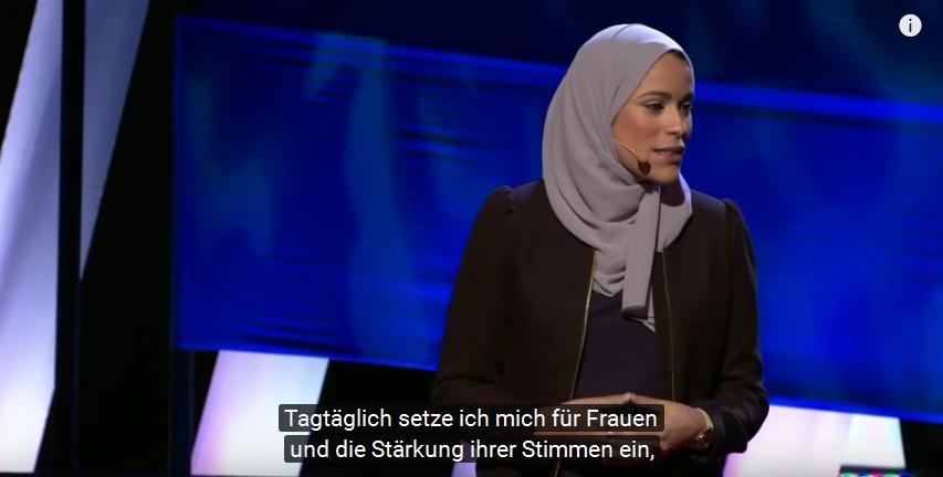 Alaa Murabit: Was meine Religion wirklich über Frauen sagt