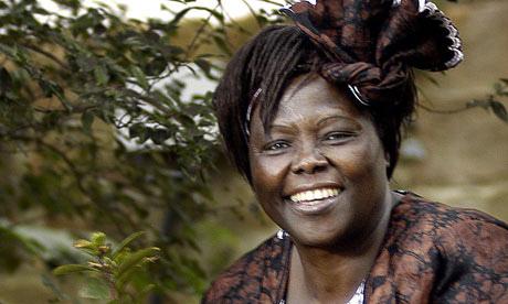 In Erinnerung an Wangari Maathai