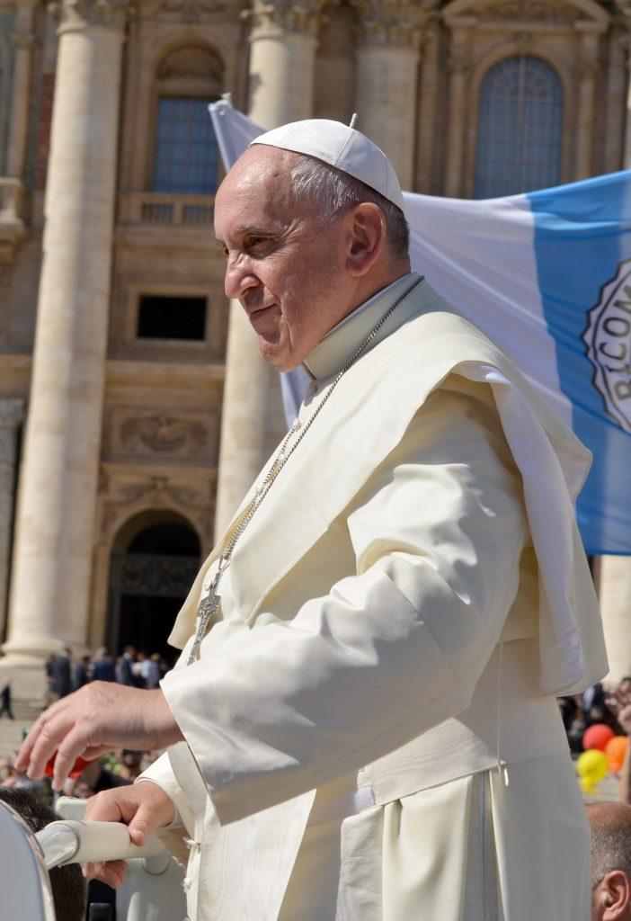 Franziskus Und Die Frauen