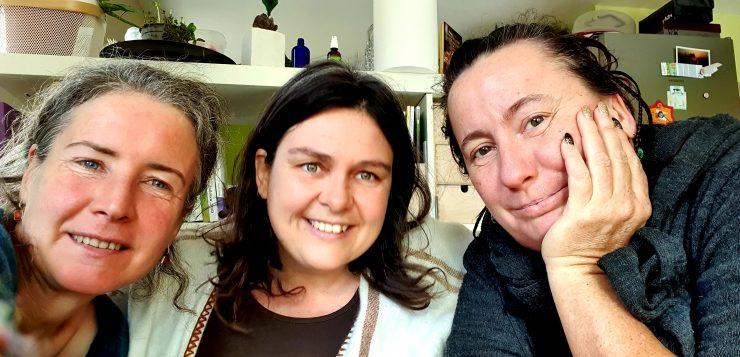 Wechseljahre – 3 Frauen im Gespräch
