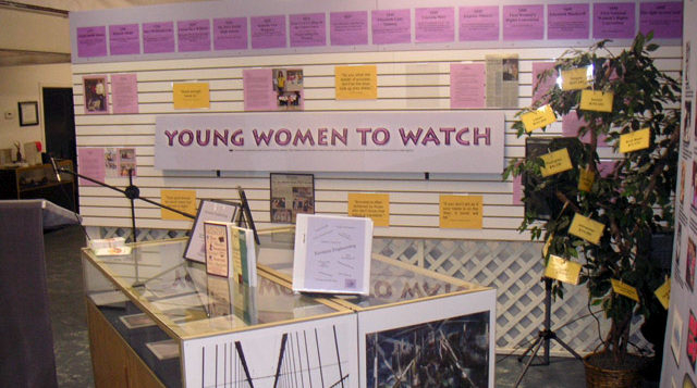 Women at Work Museum Attleboro, USA