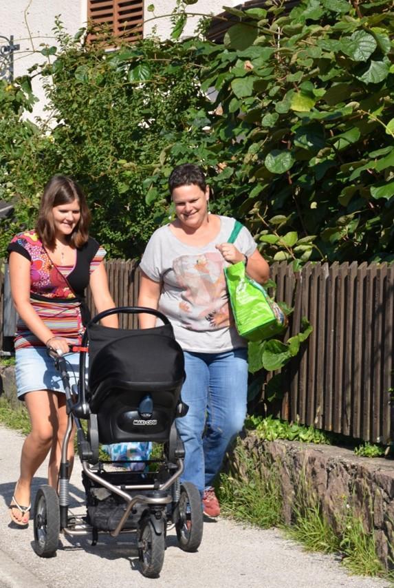 Family Support Meran: Praktische Unterstützung nach der Geburt