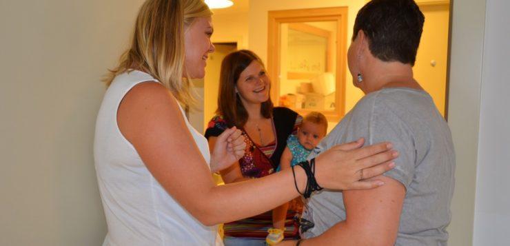 Family Support Meran: Freiwillige gesucht