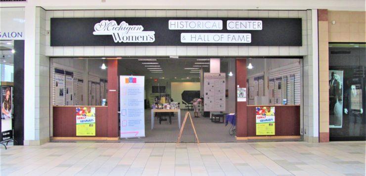 Ein Frauenmuseum in einem Einkaufszentrum