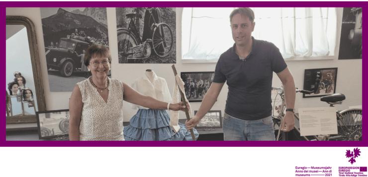 Der Wanderstäkkkn im Frauenmuseum